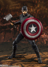 "Load image into Gallery viewer, S.H.Figuarts Avengers: Endgame Captain America ""Final Battle"" Edition"