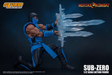 Load image into Gallery viewer, Storm Collectibles Mortal Kombat 3 VS Series Sub-Zero 1/12 Scale Figure Pre-Order*