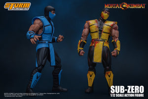 Storm Collectibles Mortal Kombat 3 VS Series Sub-Zero 1/12 Scale Figure Pre-Order*