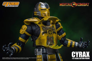 Storm Collectibles Mortal Kombat 3 VS Series Cyrax 1/12 Scale Figure