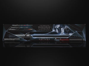 Star Wars: The Black Series Force FX Elite Mandalorian Darksaber Pre-Order*