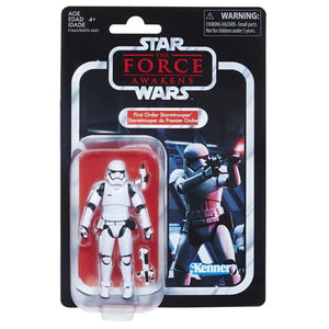 Star Wars: The Vintage Collection First Order Stormtrooper (The Force Awakens)