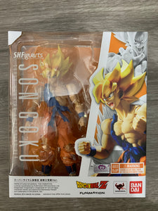 Pre-Owned* S.H. Figuarts Dragon Ball Z Awakening Goku