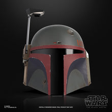 Load image into Gallery viewer, Star Wars: The Black Series Boba Fett (The Mandalorian) 1:1 Scale Wearable Helmet (Electronic) Pre-Order*