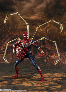 "Avengers: Endgame S.H.Figuarts Iron Spider ""Final Battle"" Edition Pre-Order"
