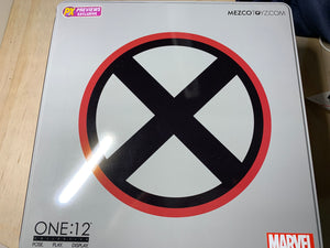 Mezco One:12 Collective Marvel PX Exclusive Deadpool & Wolverine 2 Pack Open Box Special