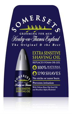 15ml Shaving Oil - Extra Sensitive