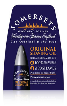 15ml Shaving Oil - Original