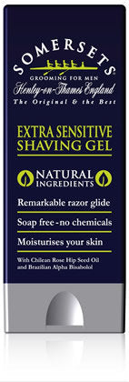 Sensitive Shaving Gel