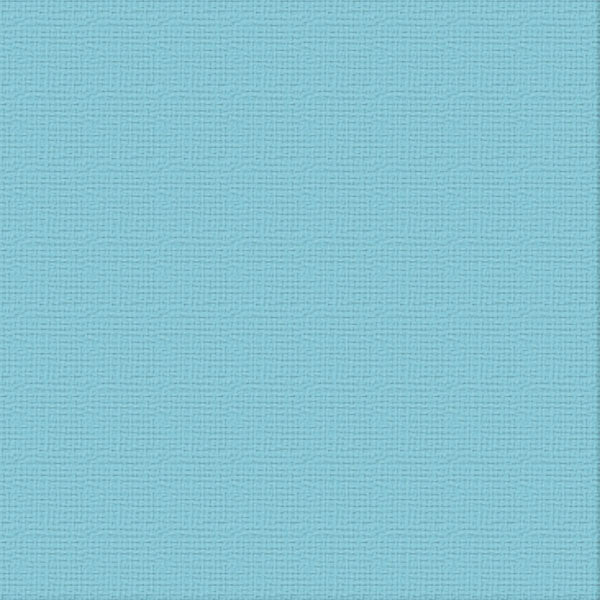 12x12 Cardstock - Cool Breeze (216gsm)