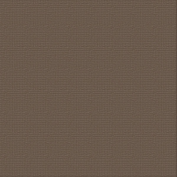12x12 Cardstock - Chocolate (216gsm)