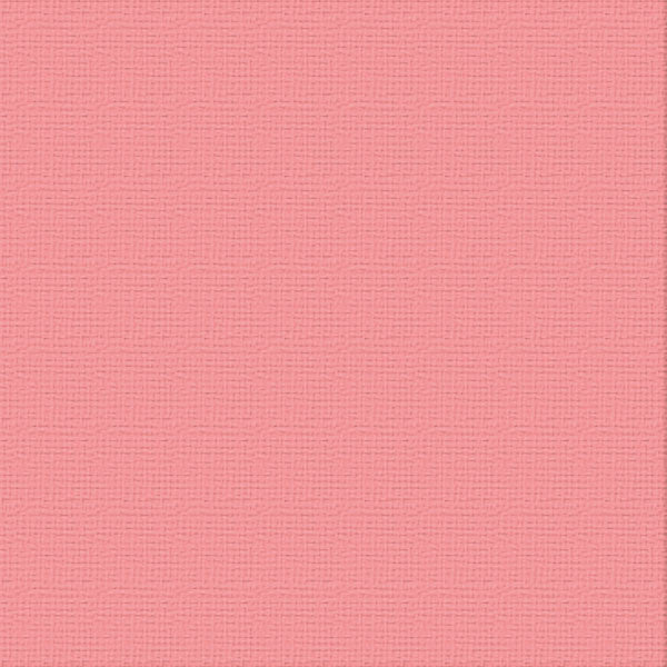 12x12 Cardstock - Strawberry Surprise (216gsm)