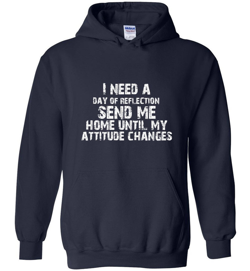 Postal Worker Tees Hoodies Navy / S Day of Reflection Hoodie