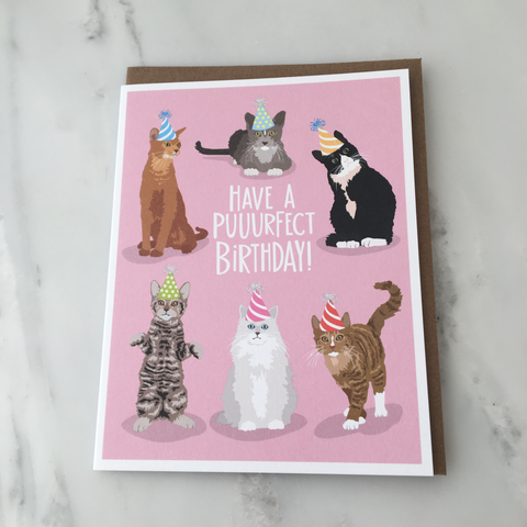 Puuurfect Birthday