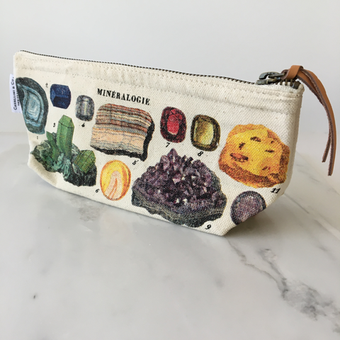 Mineralogy Pouch