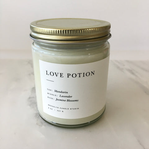 Brooklyn Candle Co - Love Potion