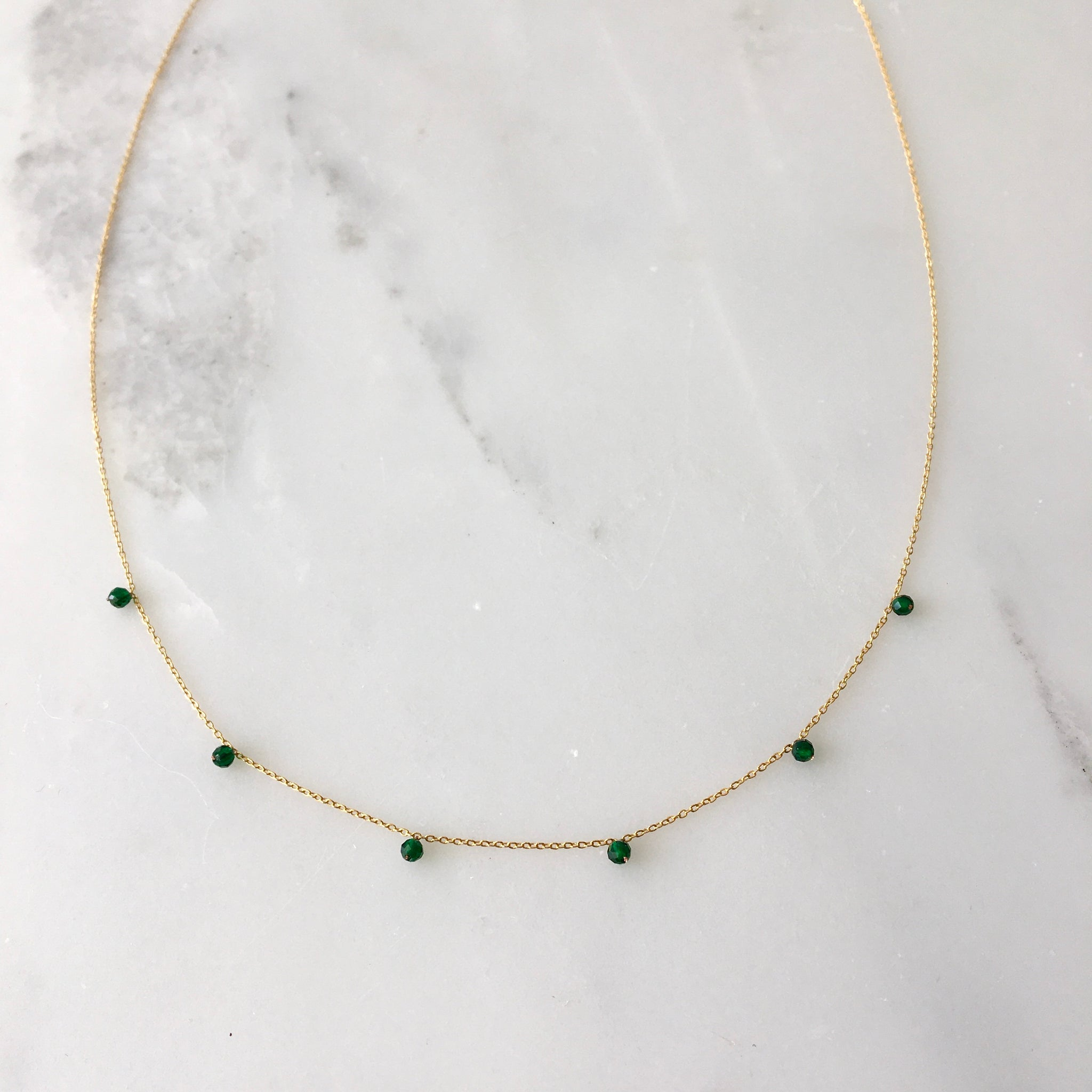 Esmeralda Necklace