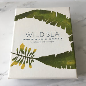Wild Sea Notecard Set