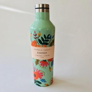16oz Hot/Cold Canteen - Lively Floral