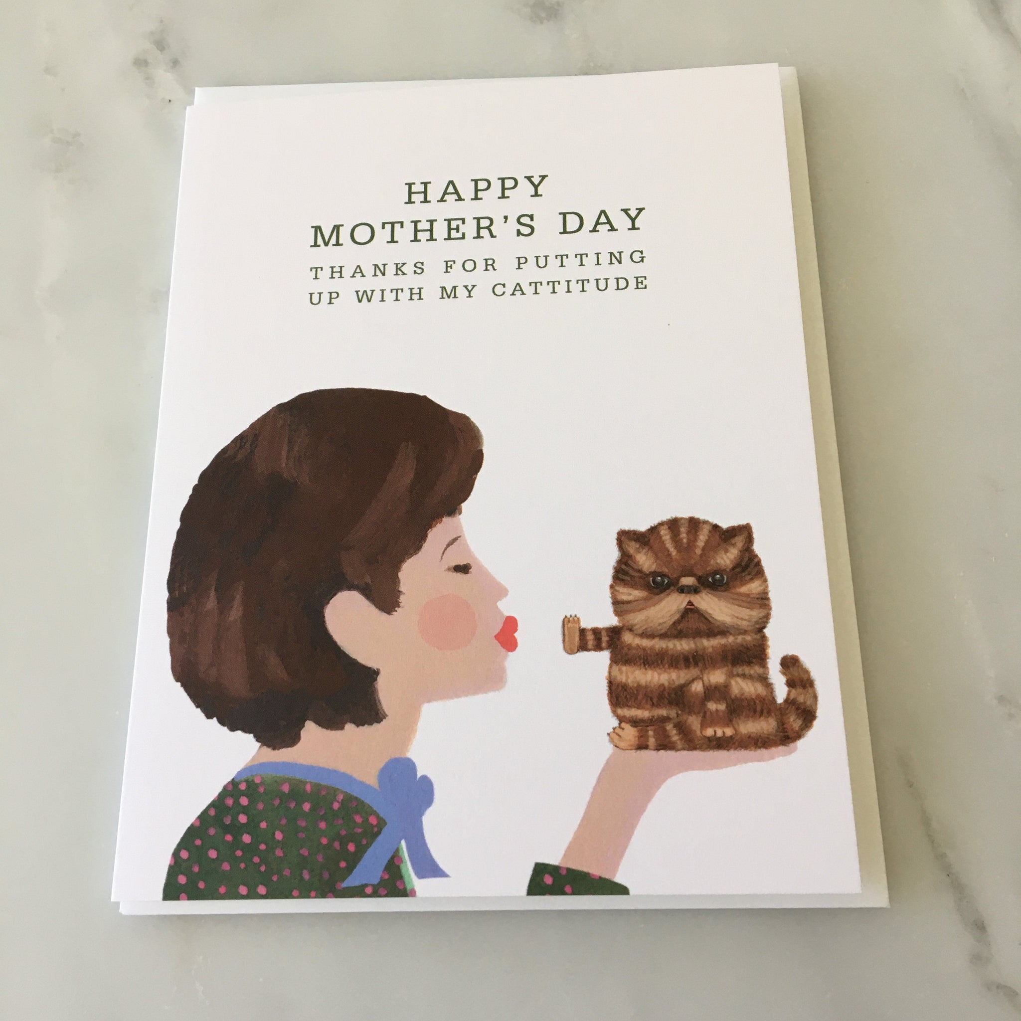 Mother's Day Cattitude