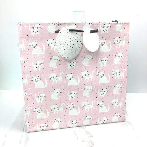 Gift Bag - Kitty Spots