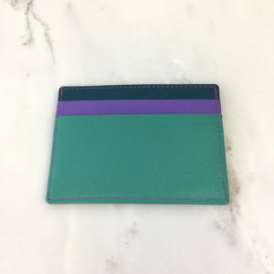 ID and Credit Card Holder - Midnight