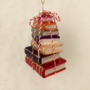 Stacked Tomes Bright