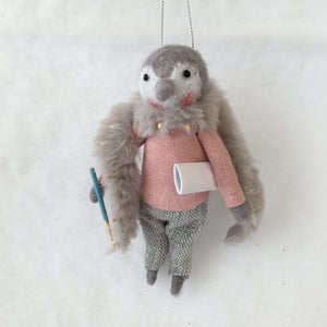 Wool Ballerina Animal