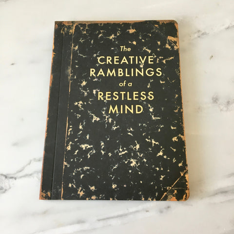 'Creative Ramblings' Journal