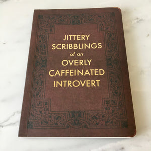 'Jittery Scribblings' Journal