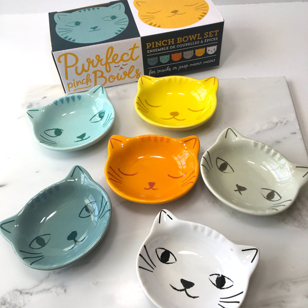 Purrfect Pinch Bowls