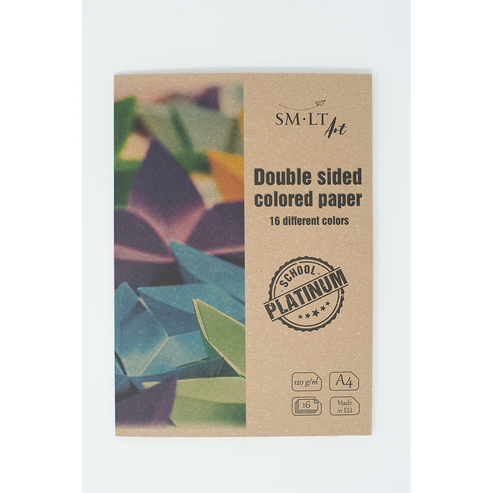 "SM-LT Coloured Paper (double sided) ""Platinum"" in folder ""SMLT"" - SM-LT -  L.S.F. Group of Companies"