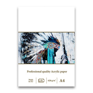 SM-LT Professional Acrylic Painting Pad - SM-LT -  L.S.F. Group of Companies
