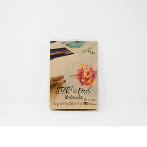 "SM-LT Watercolor Pad START ""SMLT"" - SM-LT -  L.S.F. Group of Companies"