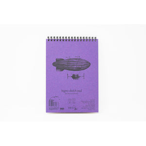 SM-LT Spiral Sketch Pad Authentic Ingres - SM-LT -  L.S.F. Group of Companies
