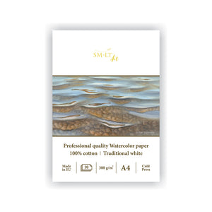 SM-LT Professional Art Watercolour Pad - SM-LT -  L.S.F. Group of Companies