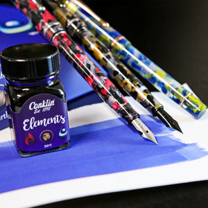 Conklin Limited Edition Duraflex Elements Fountain Pen Set - Conklin -  L.S.F. Group of Companies