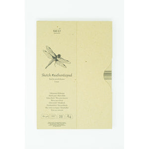 SM-LT Sketch Pad Authentic Cream in Folder - SM-LT -  L.S.F. Group of Companies