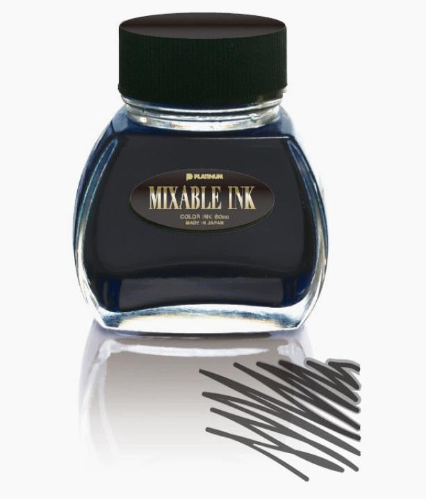 Platinum Dyestuff 'Mixable' Ink Bottle