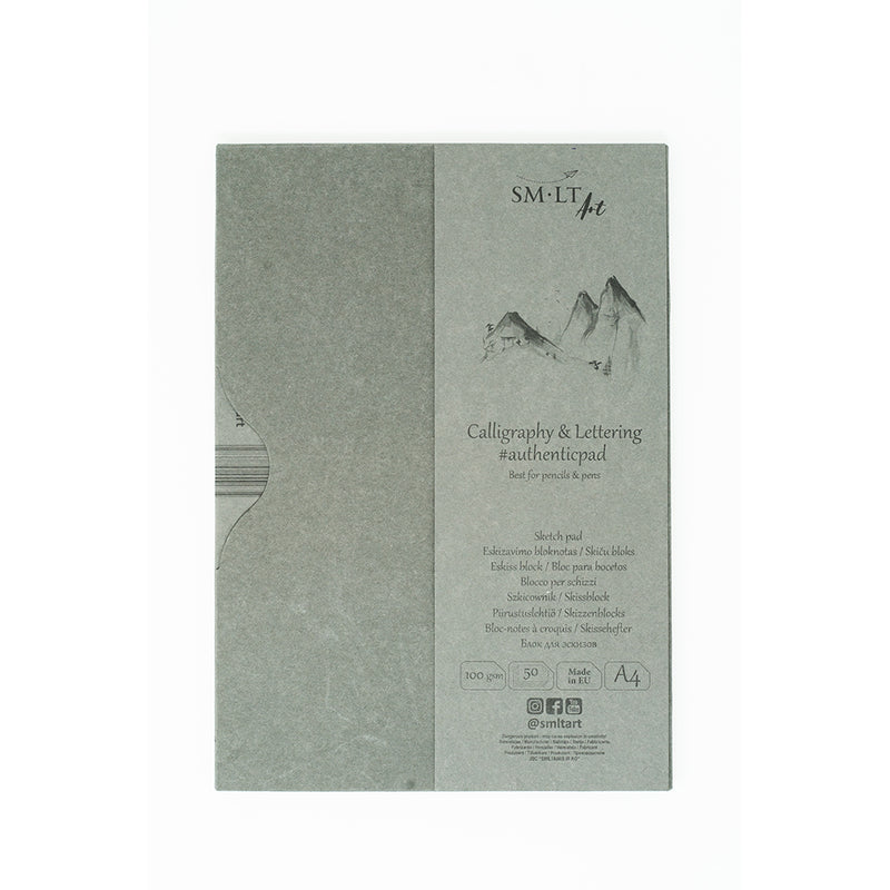 SM-LT Calligraphy & Lettering Pad in Folder - SM-LT -  L.S.F. Group of Companies