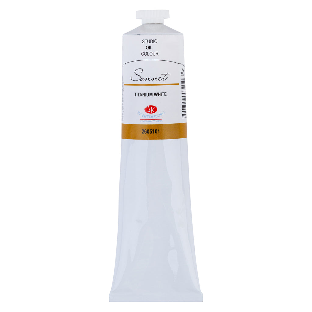 "Nevskaya Palitra ""Sonnet"" Oil Paints Tube 120ml"
