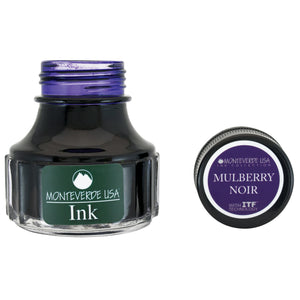 Monteverde Noir Ink Bottles 90ml - Monteverde -  L.S.F. Group of Companies