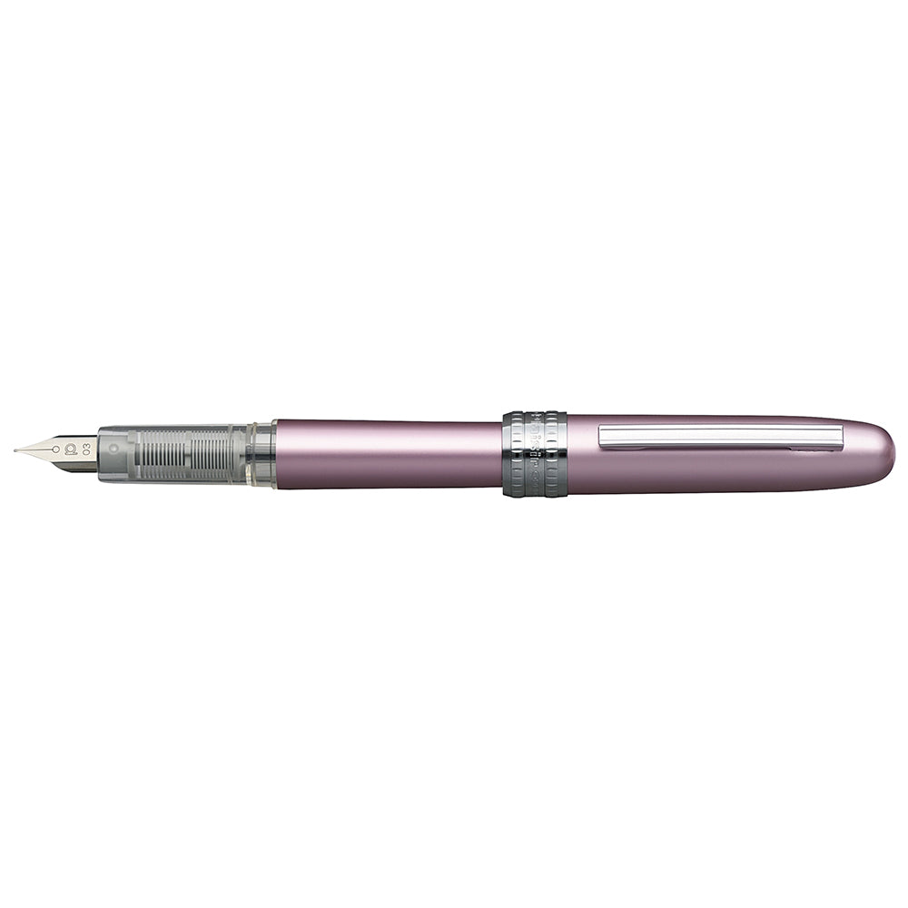 Platinum Plaisir Fountain Pen - Platinum -  L.S.F. Group of Companies