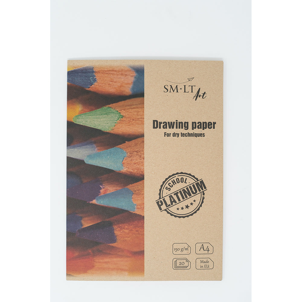 "SM-LT Drawing Paper ""Platinum"" in folder ""SMLT"" - SM-LT -  L.S.F. Group of Companies"