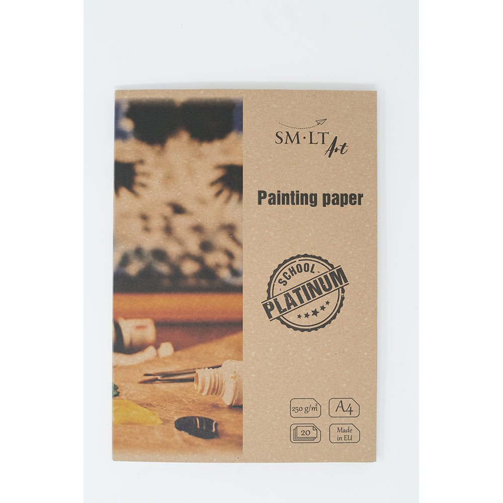 "SM-LT Painting Paper ""Platinum"" in folder ""SMLT"" - SM-LT -  L.S.F. Group of Companies"