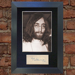 reproduction photo John Lennon