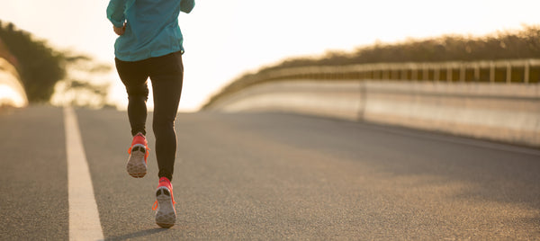 Some basic running guidelines that will inspire you to get up and get moving!