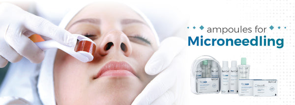 Ampoules for Microneedling