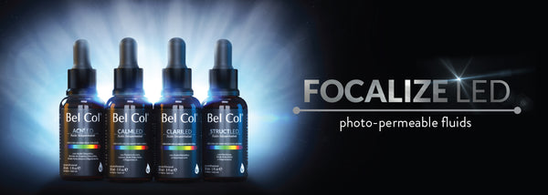 Focalize LED - Photo-permeable fluids