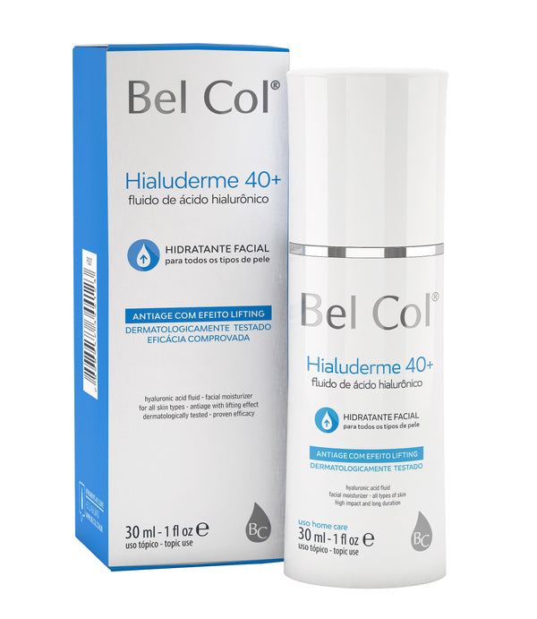 Hialuderme 40+ Hyaluronic Acid Serum